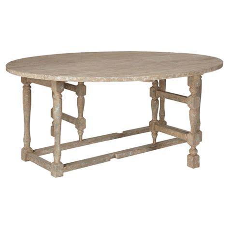 collapsing dining table batsford collapsible oval dining table oka