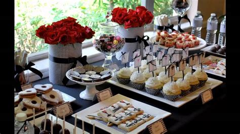 how to decorate a buffet table for a best buffet table decorating ideas
