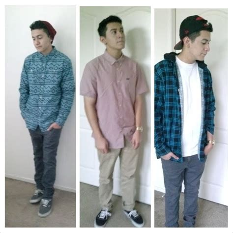2015 what is in style for teenage boys clothes 10 outfits for men lookbook teens youtube