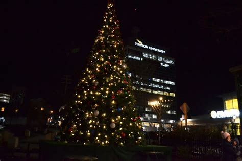 baltimore county holds christmas tree lighting news