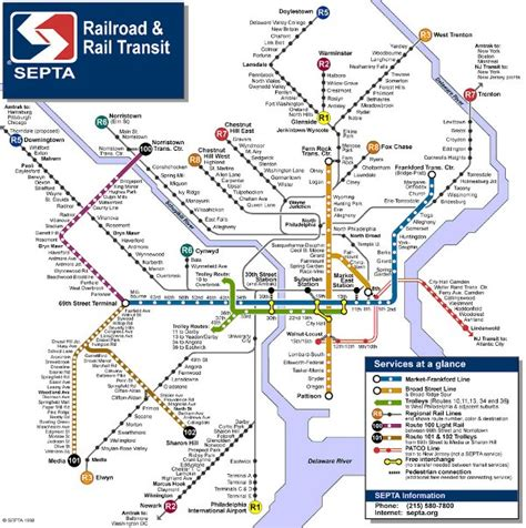 septa regional rail map opinions on septa regional rail