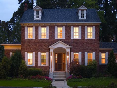 colonial style new colonial style home georgian colonial style new colonial home mexzhouse