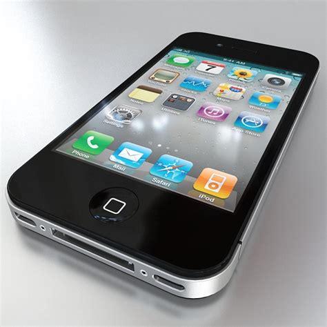3 iphone models apple iphone 4g 3d model buy apple iphone 4g 3d model flatpyramid