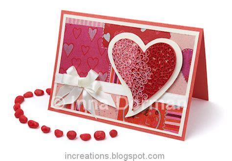 pictures of valentines day cards inna s creations quilled s day cards