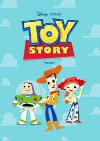 theme line toy story ios toy story
