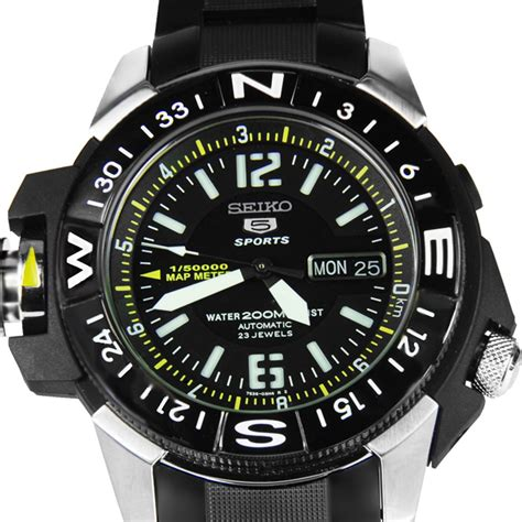 skz231k1 seiko 5 sports automatic mens