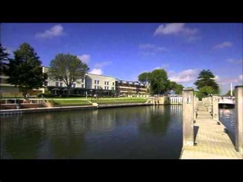 Thames River Hotel   runnymede on thames hotel river thames youtube