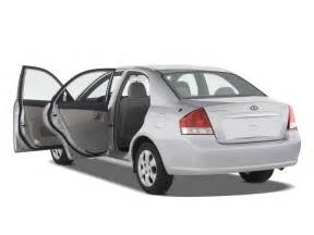 2008 Kia Spectra Reviews 2008 Kia Spectra Reviews And Rating Motor Trend