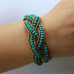 Bead Jewelry Making Ideas - want to make bracelets using string 25 ideas here bored art