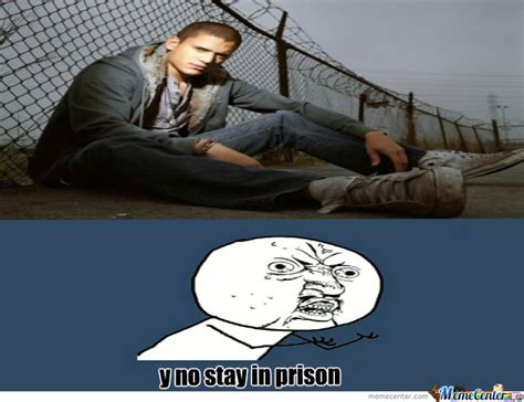 Prison Break Memes - prison break by habib eljaafari meme center