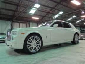White Rolls Royce Phantom For Sale 2004 Rolls Royce Phantom White For Sale Craigslist Used