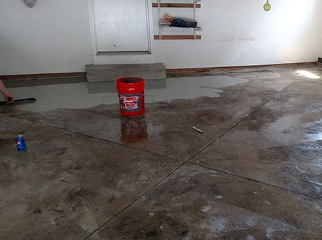 garage floor resurfacing rochester ny gurus floor
