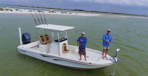 ranger boats bay boat review ranger bay ranger 2360 fishtalk magazine