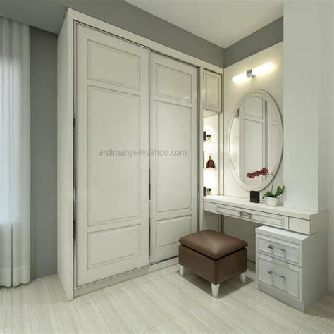 desain lemari desain meja rias dan lemari pakaian tak luar