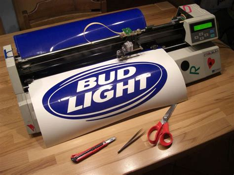 printing vinyl graphics at home vinyl cutting on linux the real deal libre graphics world