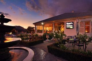 owner`s cottage at grande provence franschhoek, south africa