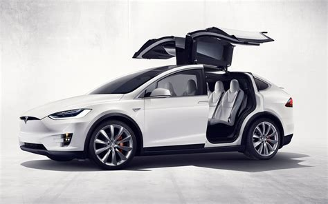 Tesla Modell X 2016 Tesla Model X 90d Price Engine Technical