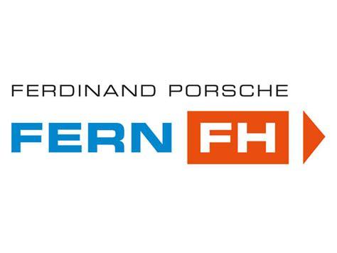 Porsche Fern Fh ferdinand porsche fernfh currycom agentur f 252 r