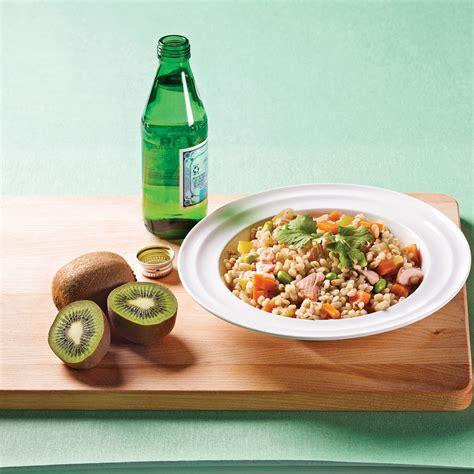 cuisine et mijot駸 mijot 233 d orge au saumon et l 233 gumes recettes cuisine et