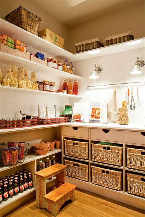 mas de  ideas increibles sobre despensas de cocina en