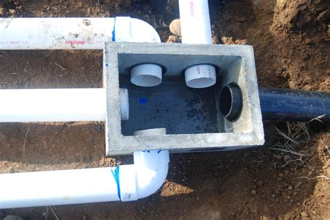 building a septic system