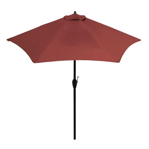 Canvas Patio Umbrella Upc 887995010135 Hton Bay Patio Umbrellas 9 Ft Aluminum Patio Umbrella In Sunbrella Canvas
