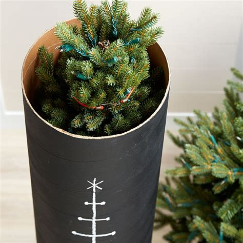 how to organize a christmas tree storage hacks and organizing solutions