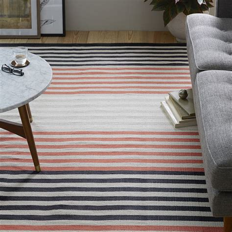 what patterned rugs can teach us about summer decor