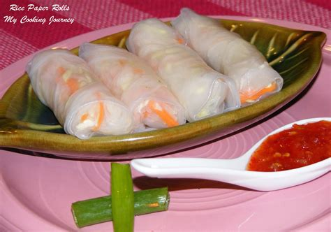Rice Paper Rolls In Advance - rice paper rolls rolls summer rolls my cooking