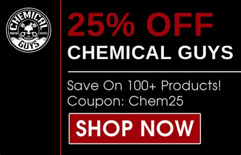 coupon for chemistry