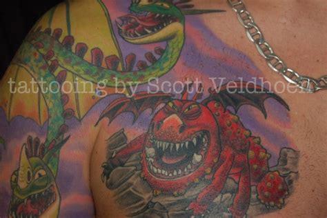 edinburgh tattoo how to train your dragon portfolio archive page 2 of 2 eternal image