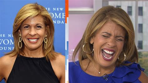who colors hoda kotbs hair fourth hour fans hoda looks younger with new hair part