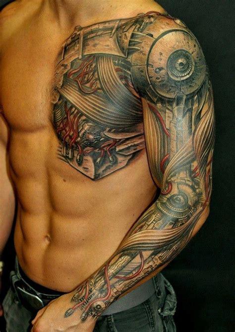 Motive Brust Schulter by 3d Realistische Tattooideen F 252 R Damen Und Herren