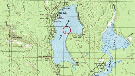 seattle map elevation topographic map essentials seattle backpackers magazine