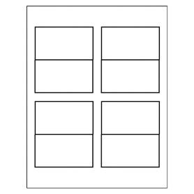 microsoft word 2x2 card template template 99