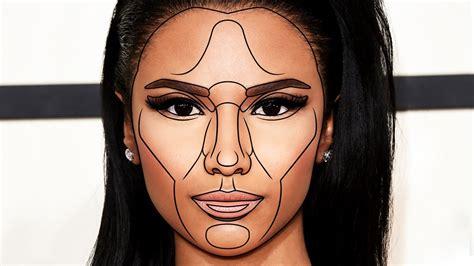 Is Nicki Minaj Perfect Youtube Photoshop Surgeon Template