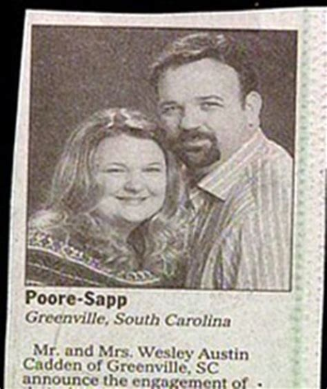 Worst Wedding Announcement Last Names by The World S Catalog Of Ideas