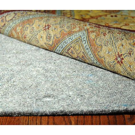 rug pads durable surface carpet rug pad 10 x 14 mat non slip floor bedroom furniture ebay