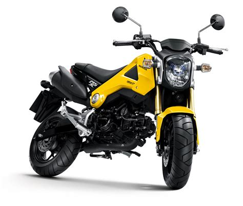 Honda Motorrad Neu by 2013 Honda Msx125 The Honda Monkey For The 21st Century