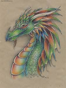 color drawings color pencil drawing by dragonrider02 on deviantart