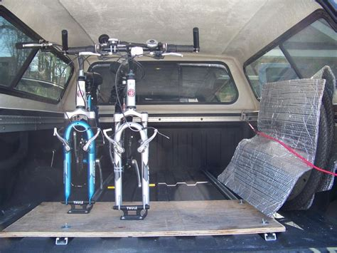 diy bike rack for truck bed 24 best images about bike rack pick up on pinterest
