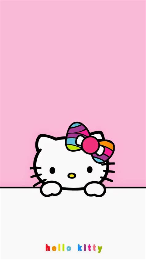 hello kitty mobile wallpaper 1777 best fondos images on pinterest hello kitty