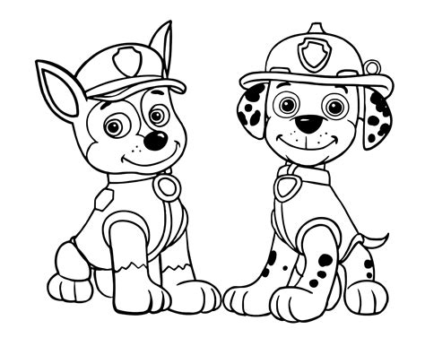 coloring pages paw patrol chase chase paw patrol coloring sheet paw patrol chase coloring