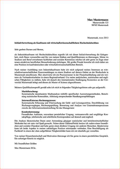 Anschreiben Bewerbung Muster Einleitung 11 Einleitung Initiativbewerbung Sponsorshipletterr