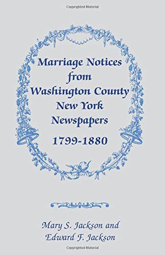 County Ny Marriage Records New York Marriage Records