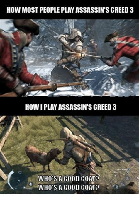 Assassins Creed 4 Memes - 25 best memes about assassins creed 3 assassins creed 3