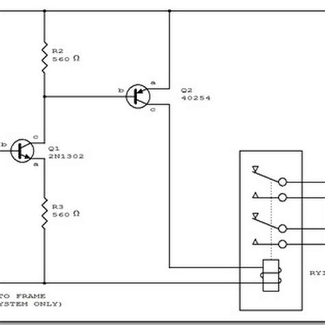 simple headlight wiring diagrams 28 images simple