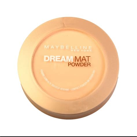 Maybelline Compact Powder maybelline mat compact powder with puff mirror