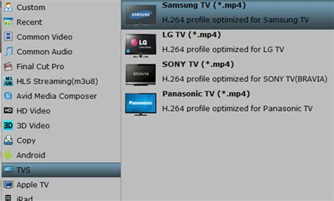 format file video untuk tv lcd how to convert mov to samsung led lcd 3d smart tv for