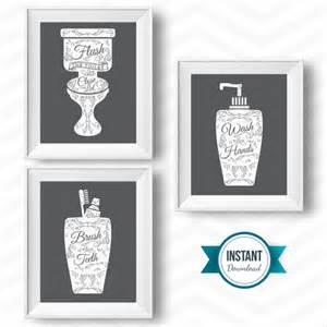 bathroom print bathroom printables bathroom bathroom printable